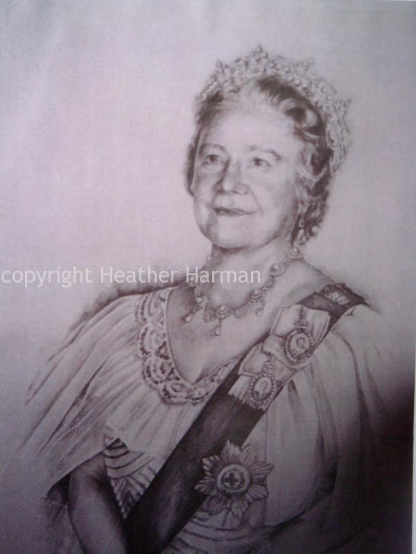 HRH The Queen Mother